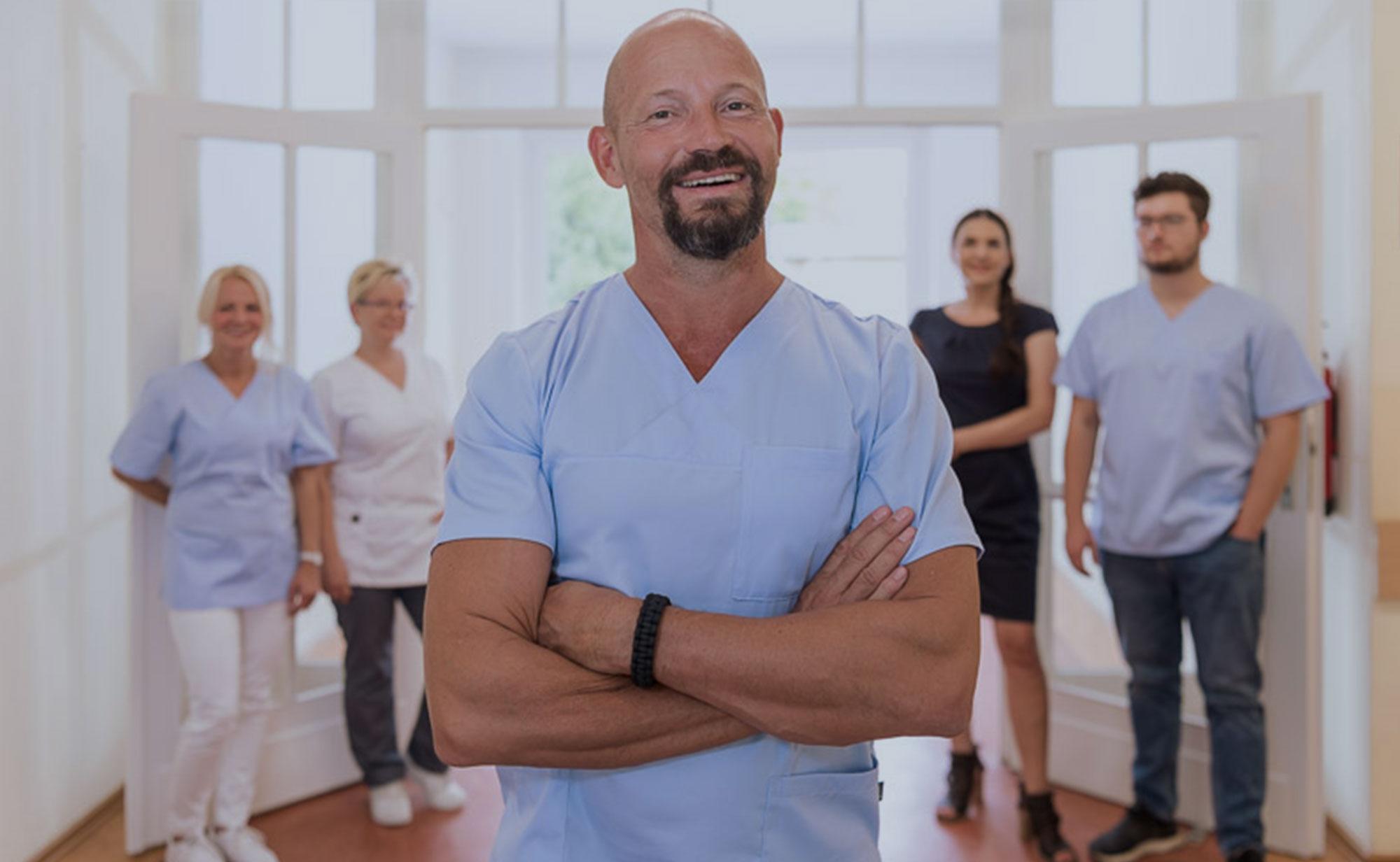 Zahnarzt Pankow: machen Sie sich keine Sorgen